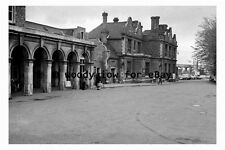 bb0404 - Bletchley Railway Station , Buckinghamshire in 1962 - photograph
