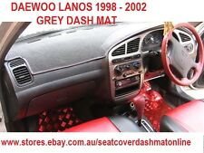 DASH MAT, DASHMAT, DASHBOARD COVER FIT  DAEWOO LANOS 1998-2002, NO AIR BAG, GREY