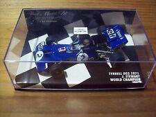 1/43 TYRRELL 003 JACKIE STEWART 1971 WORLD CHAMPION