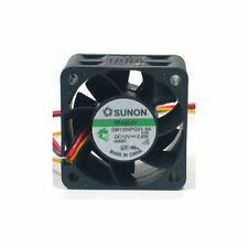 Sunon GM1204PQV1-8A 40mm x 40mm x 28mm 3Pin FAN,9200RPM