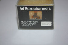 1 X PIONEER PN131 QUALITY STYLUS 1038 EUROCHANNELS REPLACEMENT TURNTABLE NEEDLE