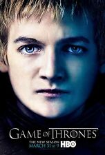 IL TRONO DI SPADE GAME OF THRONES MANIFESTO JOFFREY BARATHEON JACK GLEESON