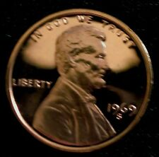 1969-S 1C CA (Proof) Lincoln Cent