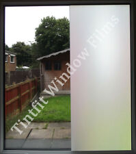 WHITE FROST 50cm x 8m - PRIVACY MATTE OPAL ETCH FROSTED WINDOW TINTING TINT FILM