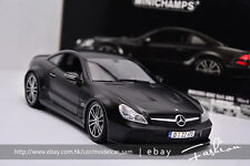 Minichamps 1:18 BENZ SL65 AMG black