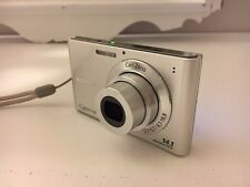 Sony Cyber-shot DSC-W330 14.1 MP Digital Camera - Silver