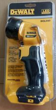New DEWALT DCL040 20-Volt MAX LED Work Light/Flashlight, Blister Pack