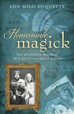 Homemade Magick DIY Magick Book ~ Wiccan Pagan Supply Library