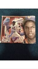 Doc Gooden Signed Photo With Inscription