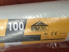 1M x 50 M  Roof Roofing Breathable Felt Breathable Membrane 1M x 50M