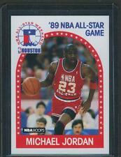 1989 MICHAEL JORDAN HOOPS NBA BULLS BASKETBALL CARD Mint++
