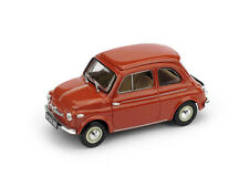Steyr Puch 500D 1959 Red Corallo 1:43 Model BRUMM