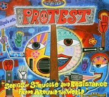 Protest Songs Of Struggle & Resistance From Around The World Baaziz Pete Seeger