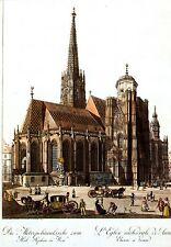 Wien , St. Stephan (Reprint ) , Ansichtskarte, ungelaufen