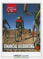 Financial Accounting for Monmouth University, , Kieso, Donald E., Weygandt, Jerr