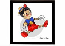 "Vintage Pinocchio Doll Approx 19"" Tall Sewing Pattern - Family Circle"