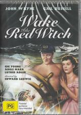 WAKE OF THE RED WITCH - JOHN WAYNE - NEW & SEALED DVD FREE LOCAL POST