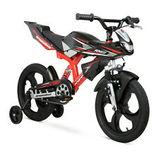 "16"" Hyper Speed BMX Style Kids' Bike Hi-Impact Mag Wheels Multi-Surface Tire"