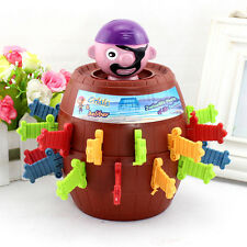 Pirate Barrel Game Toy New Boy Funny Lucky Stab PopUp Toy High Quality