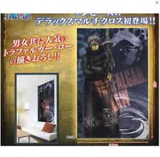 ONE PIECE TRAFALGAR LAW POSTER IN TELA/WALL SCROLL/FLAG 110X170 - BANPRESTO