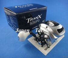 NEW Shimano Tranx TRX-500PG 500 PG SW Baitcaster Reel **2-3 Days Delivery**