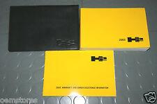 2003 H2 Hummer Owners Manual  - SET