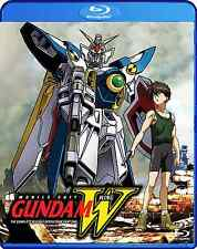 Mobile Suit Gundam Wing - Season 1 (Blu-Ray)
