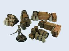 Micro Art Studios BNIB Ware Piles Boxed Set (5) T00055