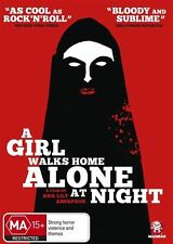A Girl Walks Home Alone at Night DVD R4 NEW