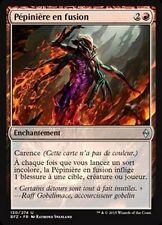 MTG Magic BFZ FOIL - Molten Nursery/Pépinière en fusion, French/VF