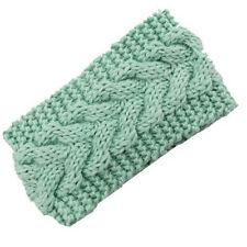 Women Winter Ear Warmer Headwrap Fashion Crochet Headband Knit Hairband #1
