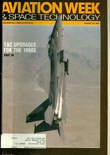 1988 Aviation Week & Space Technology Magazine: TAC Upgrades for the 1990s