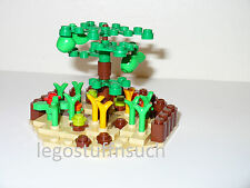 NEW LEGO Castle kingdom hobbit market village vegetable herb garden apple tree