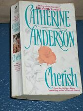 Cherish by Catherine Anderson *FREE SHIPPING*  0380799367