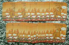 Chouffe Bok 6666 Bierdeckel 50 Stück coasters sous-bocks bierviltjes