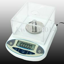 100x0.001g 1mg Lab Analytical Balance Digital High Precision Electronic Scale