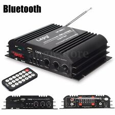45W x 4 RMS Digital Home Car Subwoofer HiFi Bluetooth Stereo Audio Amplifier