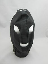 D Ring Full Gimp Mask with Eye & Mouth Holes Fetish Free U.K Delivery