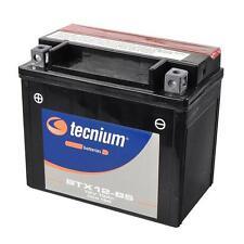 Bateria Tecnium YTX12-BS sin mantenimiento y activada