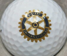(1) ROTARY INTERNATIONAL  LOGO GOLF BALL