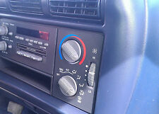 95-97 Chevrolet S10 Blazer GMC Jimmy HEATER CLIMATE CONTROL KNOB single dash