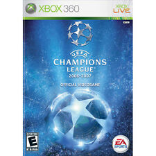 UEFA Champions League 06-07 COMPLETE XBOX 360 Game