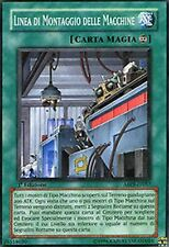 3x Linea di Montaggio delle Macchine YU-GI-OH! ABPF-IT057 Ita COMMON 1 Ed.