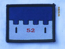 52th Infantry Brigade, 2008 , TRF, coloured, Patch, 2x1 3/5in