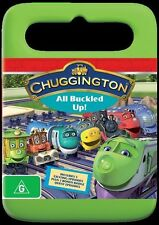 Chuggington - All Buckled Up (DVD, 2012) Region 4 DVD * Disc Only No Cover Case