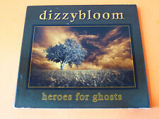 """CD: DIZZYBLOOM """"Heroes for Ghosts"""" 2011"""