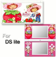 Strawberry Shortcake SKIN DECAL STICKER for DS Lite #1