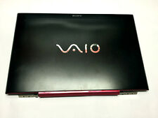Sony Vaio PCG-4121EM VPCSB Series OEM LCD Top Back Lid Cover 024-500A-8517-A