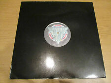 """Hi-Definition Featuring Anthony Woods – Make The Babies Smile vINYL 12"""" promo"""