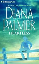 Heartless by Diana Palmer Compact Disc Book
